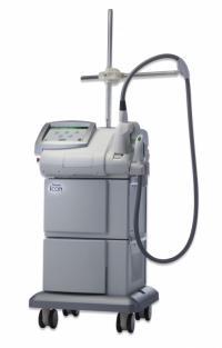 Laser épilatoire
